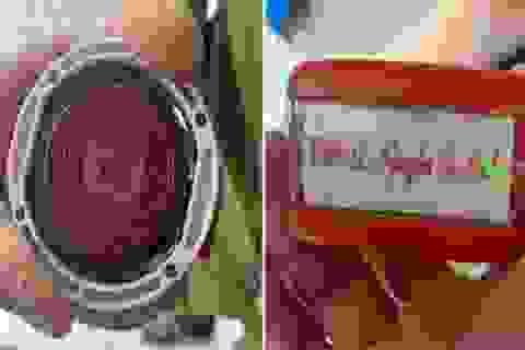 Phát hiện chủ tiệm photocopy làm giả con dấu Công an thành phố Biên Hoà