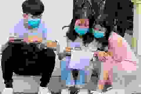 Mẹ liệt sĩ ủng hộ gạo chống dịch Covid-19 vào đề thi Năng khiếu báo chí
