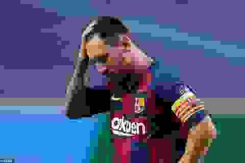 Messi được khuyên nên rời Barcelona sau trận thua sốc trước Bayern Munich