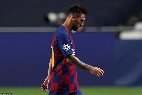 Barcelona thảm bại trước Bayern Munich: Một đế chế sụp đổ