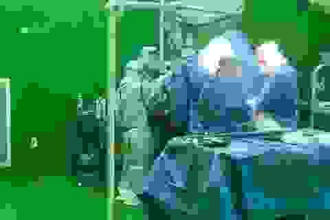 Đà Nẵng mổ bắt con thành công cho bệnh nhân mắc Covid-19