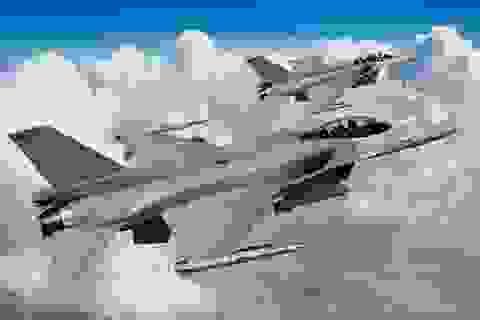 Mỹ công bố hợp đồng bán 66 máy bay chiến đấu F-16 cho Đài Loan