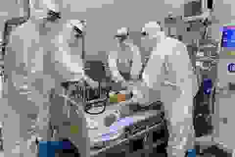 Bệnh nhân thứ 30 tử vong vì Covid-19