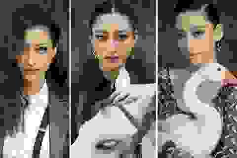 Hoa hậu Lương Thùy Linh thay đổi hình ảnh khác lạ đón tuổi 20