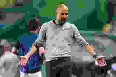 Sức ép khủng khiếp khiến Pep Guardiola đi nước cờ sai?