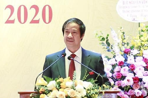 PGS.TS Nguyễn Kim Sơn tái đắc cử Bí thư Đảng bộ Đại học Quốc gia Hà Nội
