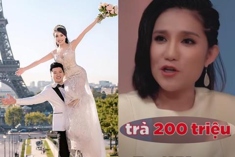 """Chuyện ngoại tình, """"đòi quà"""" 200 triệu đồng sau chia tay nóng showbiz Việt"""