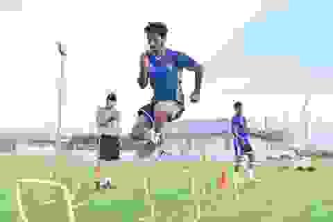 Đội tuyển UAE nhẹ nhõm khi vòng loại World Cup được dời sang năm sau