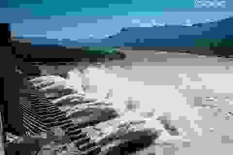 Trung Quốc cảnh báo lũ mới trên sông Dương Tử, đập Tam Hiệp