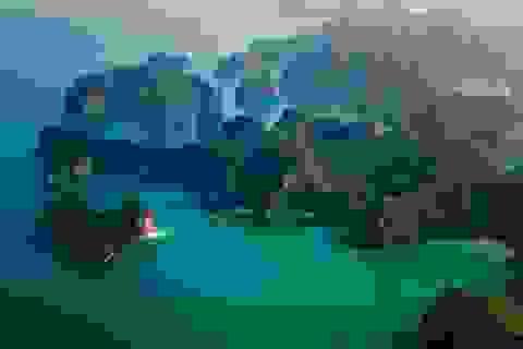 Việt Nam trong vẻ đẹp thế giới nhìn từ trên cao