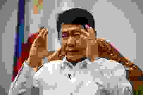 Bộ trưởng Philippines tái mắc Covid-19 sau 5 tháng