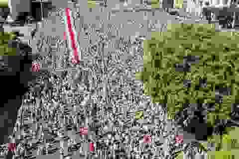 Tổng thống Belarus tuyên bố sẵn sàng chia sẻ quyền lực