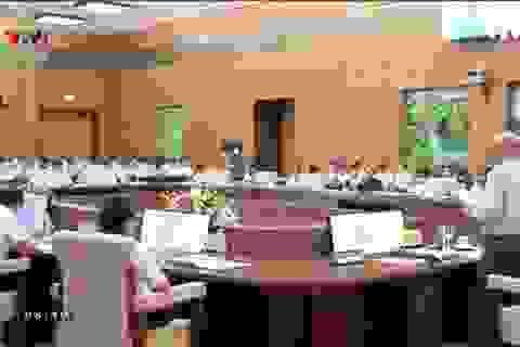2 Bộ trưởng trả lời về an ninh nguồn nước của Việt Nam