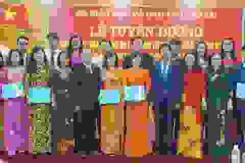 Lào Cai: Thực hiện quy định mới bổ nhiệm hiệu trưởng các trường học
