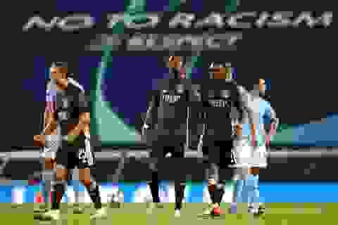 Bán kết UEFA Champions League: Khi nhà giàu cũng khóc...