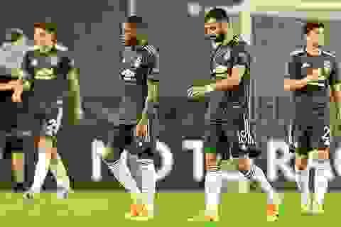 """""""Cú tát"""" của Sevilla đã đủ làm Man Utd thức tỉnh?"""