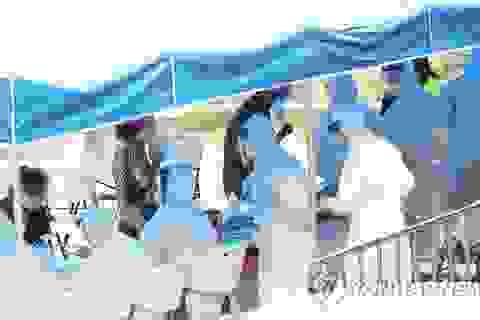 Hàn Quốc ghi nhận số ca Covid-19 cao kỷ lục trong 5 tháng