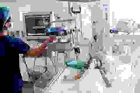 Đi chi viện chống dịch Covid-19, chuyên gia mổ ca tim phức tạp