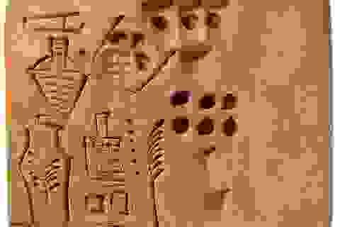 Tấm bia 5.000 năm tuổi chứa công thức làm bia được bán hơn 5 tỷ đồng