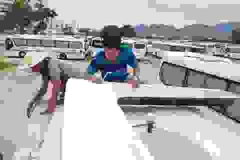 Nha Trang: Dịch Covid-19 khiến tài xế xe du lịch thất nghiệp, mất thu nhập