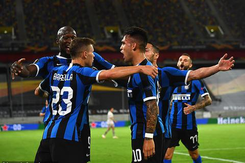 """Khoảnh khắc thăng hoa của Martinez, Lukaku giúp Inter Milan thắng """"5 sao"""""""