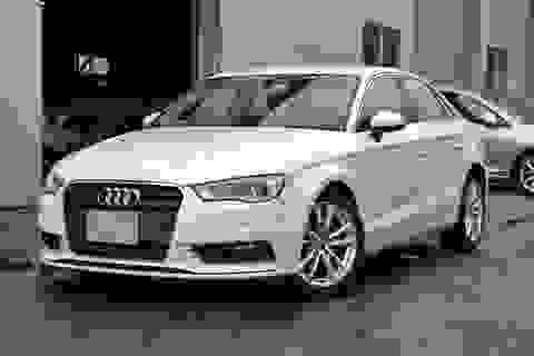 Audi A3 tại Việt Nam bị triệu hồi do lỗi rò rỉ dầu hộp số