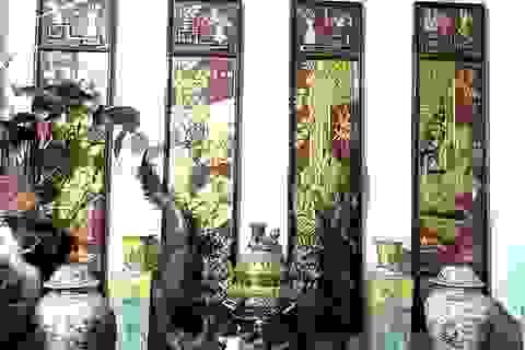 Triệt phá ổ nhóm trộm cắp cổ vật ở đình, chùa