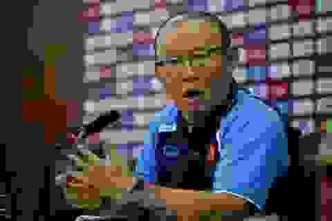 """HLV Park Hang Seo: """"Mục tiêu World Cup là quan trọng nhất"""""""
