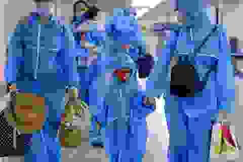 Xét nghiệm Covid-19 người đến từ Hà Nội, Hải Dương, Quảng Nam, Quảng Ngãi