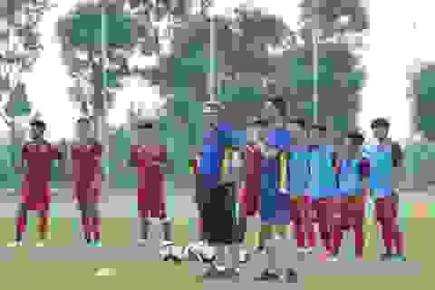 U19 Việt Nam hội quân chuẩn bị cho giải châu Á