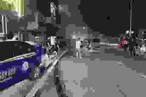 4 ô tô tông nhau trên phố đi bộ tại Hải Phòng, nữ công an tử vong