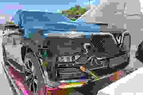 VinFast President - xe Việt tham vọng cạnh tranh Lexus LX570, BMW X7