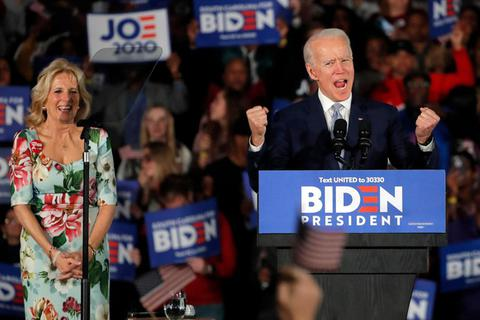 Cuộc chạy đua cả đời vào ghế tổng thống Mỹ của Joe Biden