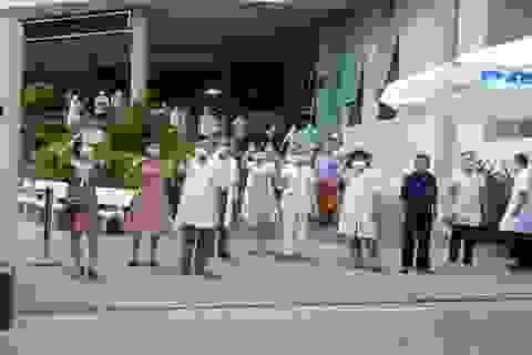 Đà Nẵng gỡ lệnh phong tỏa Trung tâm y tế quận Hải Châu