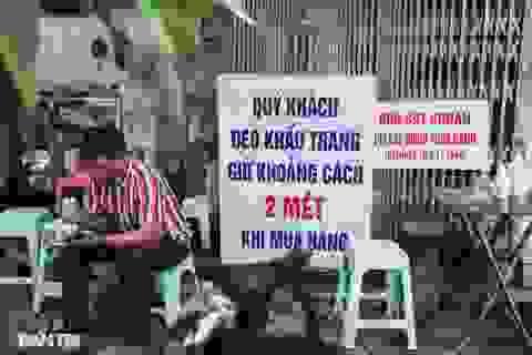 Hà Nội: Quán ăn không đảm bảo giãn cách 1m sẽ bị đóng cửa