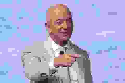 Tài sản người giàu nhất thế giới sắp cán mốc 200 tỷ USD