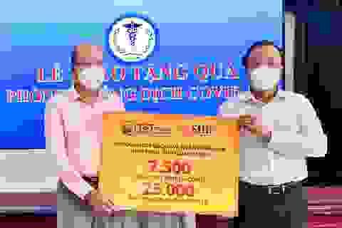 SHB và T&T Group tiếp tục ủng hộ tỉnh Quảng Nam chống dịch