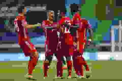 Lyon 0-3 Bayern Munich: Giá trị của những ngôi sao lớn