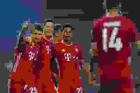Chiến thắng trước Lyon đưa Bayern Munich vào chung kết Champions League