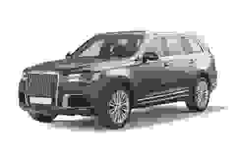 Hé lộ thiết kế mẫu SUV của công ty sản xuất xe cho Tổng thống Nga