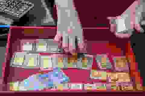 Ảnh hưởng giá thế giới, giá vàng trong nước bất ngờ bật tăng rất mạnh