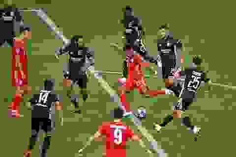 Dấu ấn ngôi sao và may mắn giúp Bayern Munich hạ Lyon