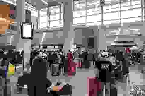 Chuyến bay đưa hơn 340 công dân Việt Nam từ Mỹ về nước an toàn