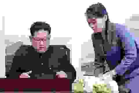Ông Kim Jong-un có thể đã chia sẻ một phần quyền lực cho em gái