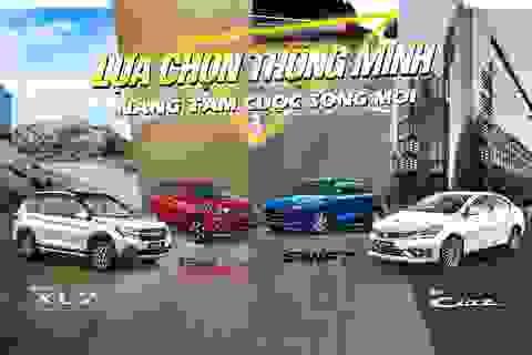 Suzuki - lựa chọn thông minh nâng tầm cuộc sống mới