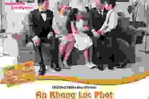 """Quà tặng chăm sóc sức khỏe """"An khang lộc phát"""" ý nghĩa của Dai-ichi Life Việt Nam"""