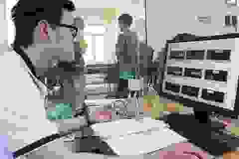Sinh viên công nghệ sáng chế cách đo nhịp tim trong vòng 5 giây