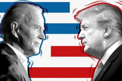 Ông Trump bất ngờ vượt lên dẫn trước ở bang chiến trường trước bầu cử