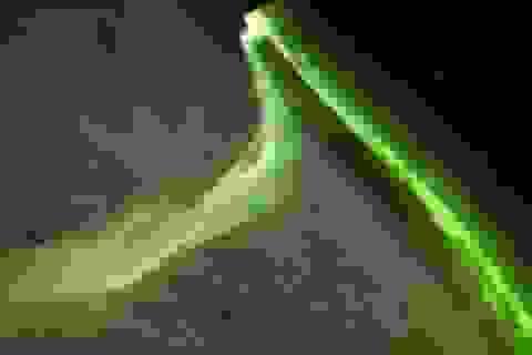 Phi hành gia trên trạm ISS bất ngờ ghi lại được hình ảnh UFO