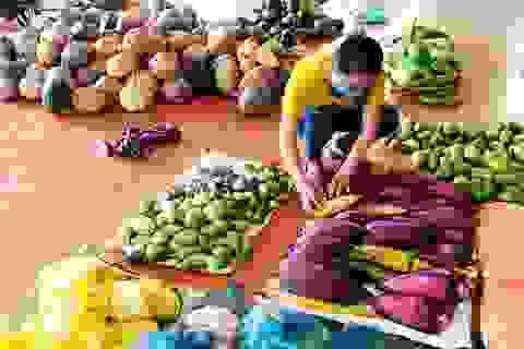 Gần 10 tấn rau củ quả của đồng bào miền núi ủng hộ dân Đà Nẵng chống dịch